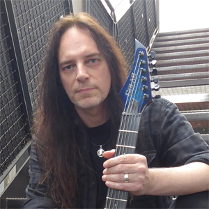 Marcus Siepen | BLIND GUARDIAN | Germany
