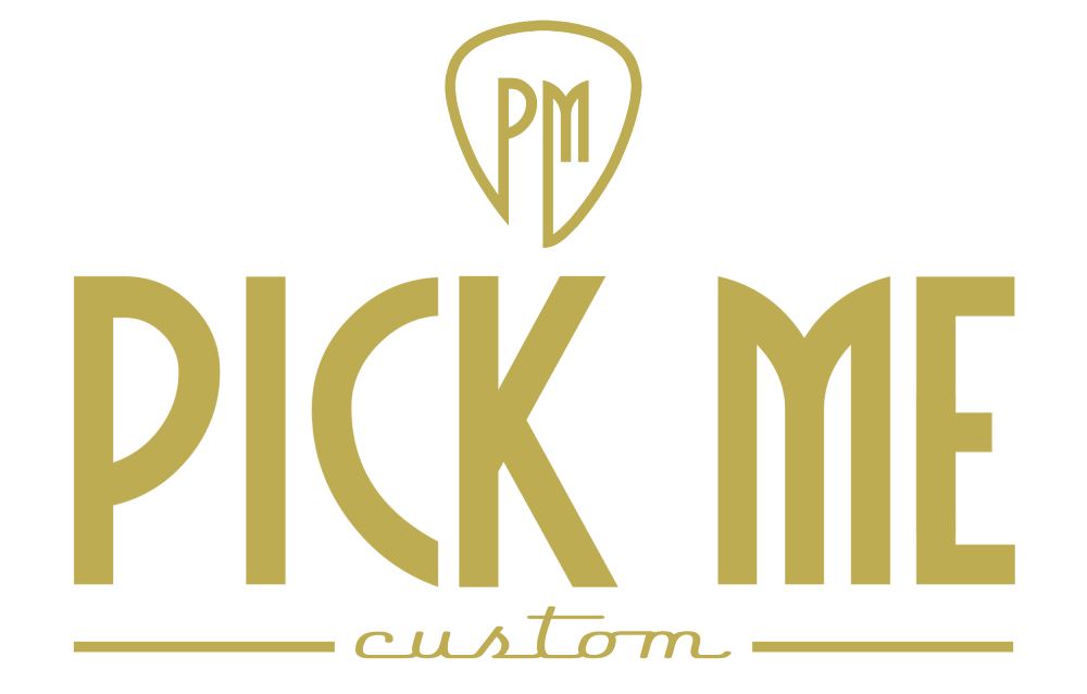 PICK ME - custom-Logo
